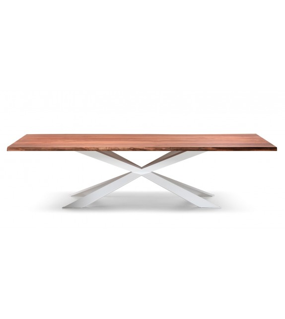 Spyder Wood - Dining Table by Cattelan Italia