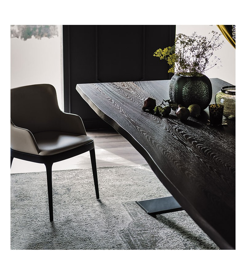 Wood Dining Table By Cattelan Italia