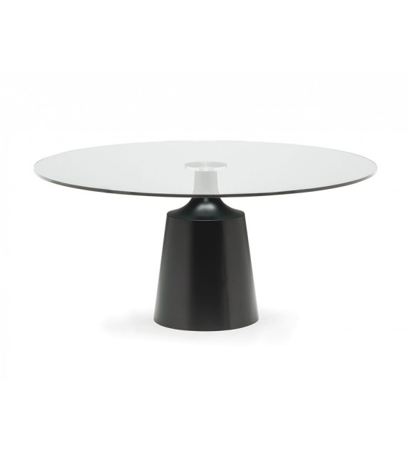 Yoda Wood Round - Dining Table by Cattelan Italia
