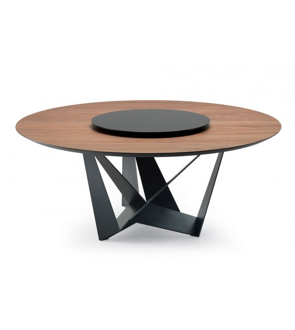 Skorpio Round - Dining Table by Cattelan Italia