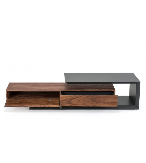 Link - TV Cabinet by Cattelan Italia