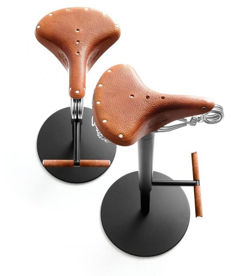 Bike Bar Stool By Bross Italy Online Shop Interiorfinder