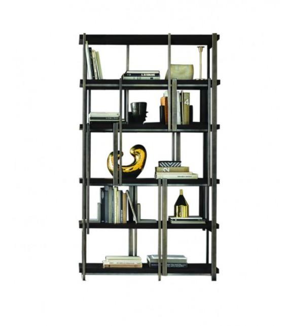 Mondrian – Bücherregal von Casamilano