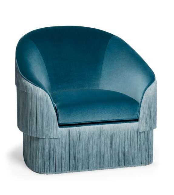 Fringes - Armchair by Munna Design