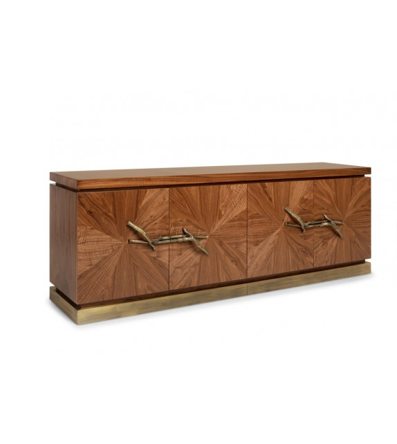 Walnut - Sideboard by Ginger & Jagger