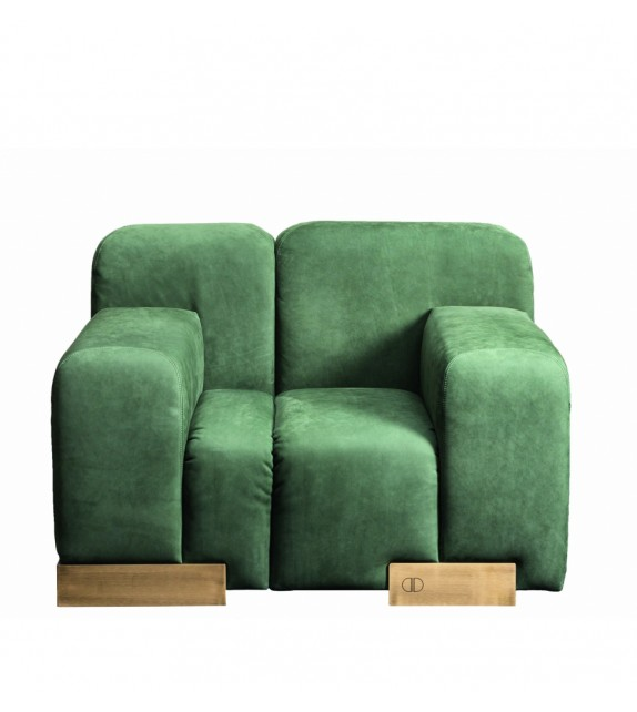 Leo - Armchair by Daytona