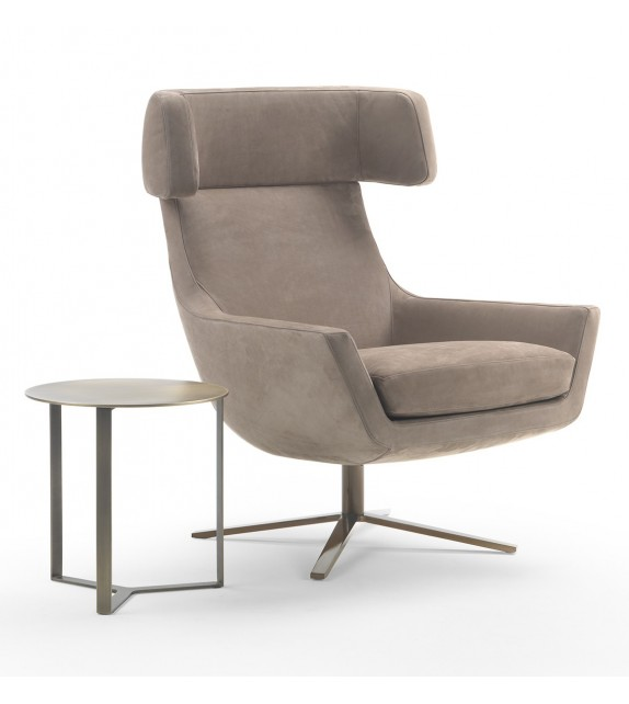 Joy - Armchair by Giulio Marelli