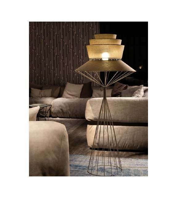 Bolero - Stehlampe von Cattalan Italia