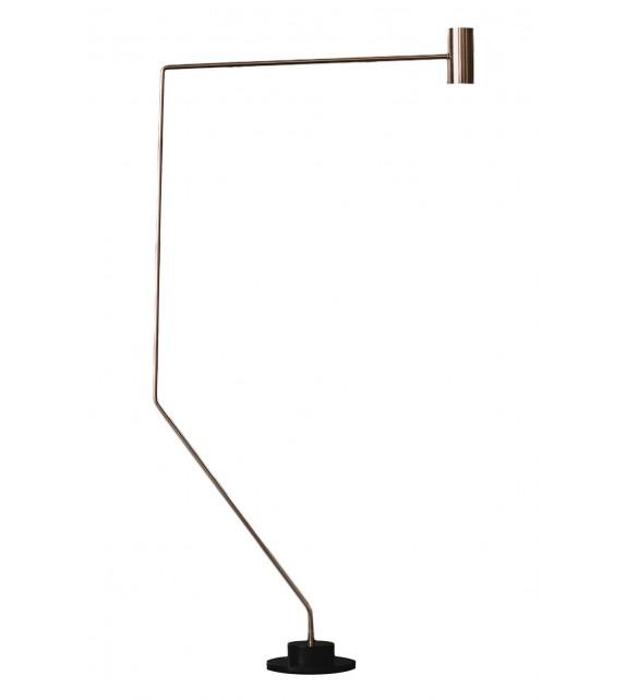 Thor - Lámpara de Pie de Cattalan Italia