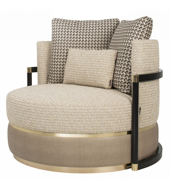 Como - Armchair by Frato