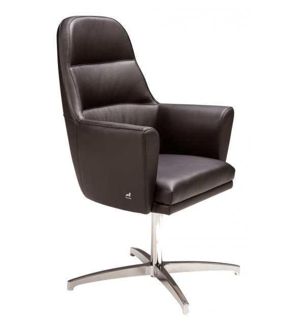 Panama LOW - Executive chair by Smania