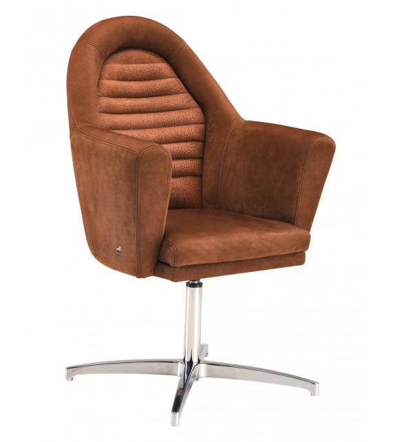 GT LOW - Executive chair by Smania