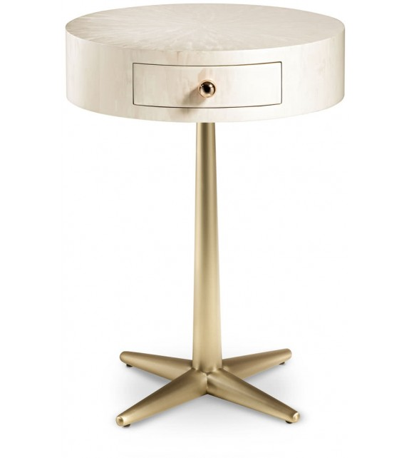 City Tamburino - Side Table by Cantori