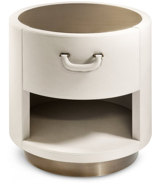 Valentino - Side Table by Cantori