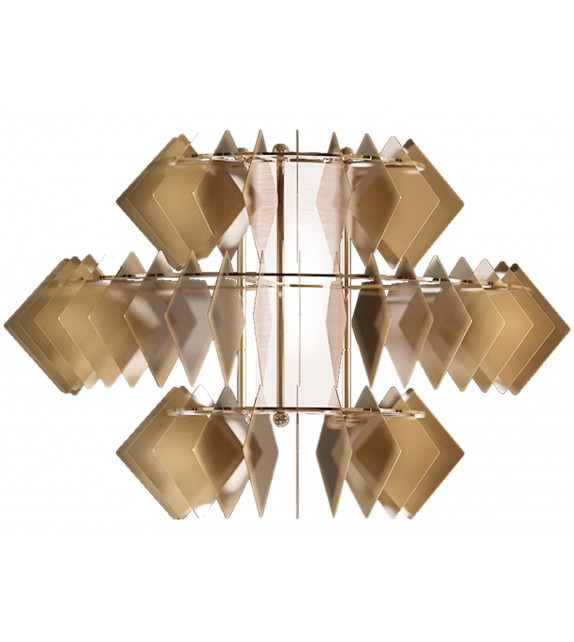 Diamante - Wall Light by Cantori