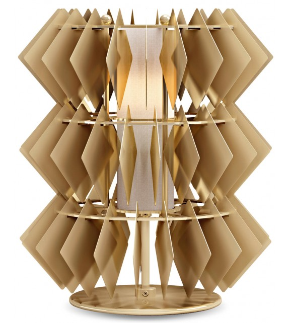 Diamante - Table Lamp by Cantori
