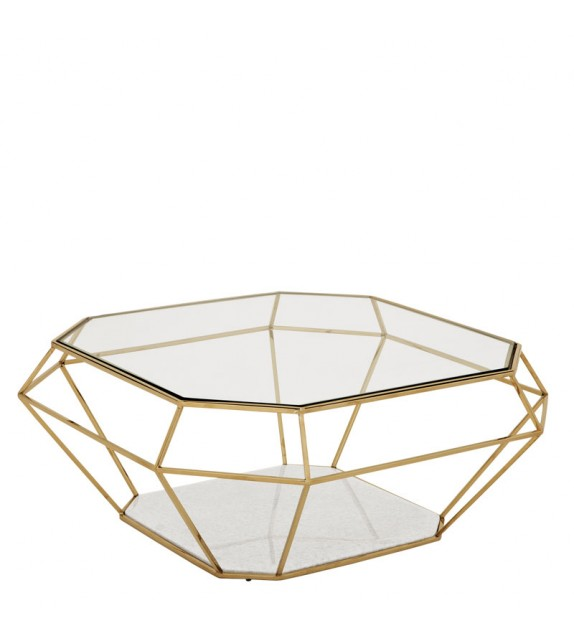 Asscher – Coffee Table by Eichholtz