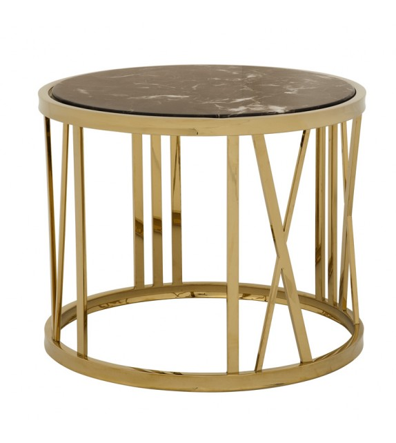 Baccarat – Side Table by Eichholtz