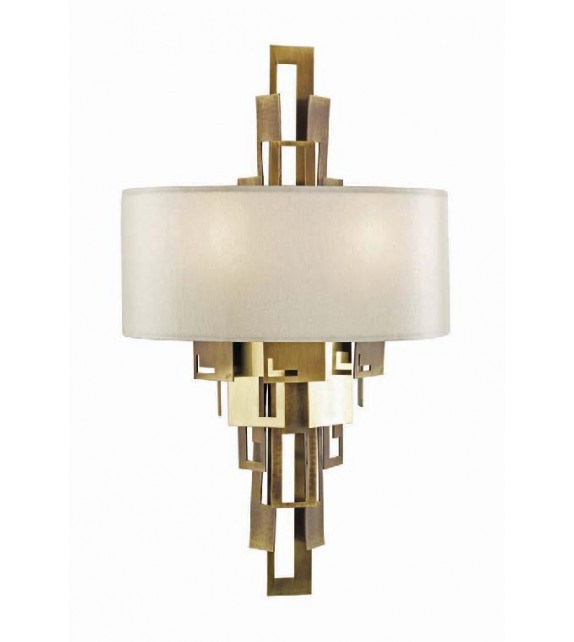 Glam – Wall Lamp by Officina Luce
