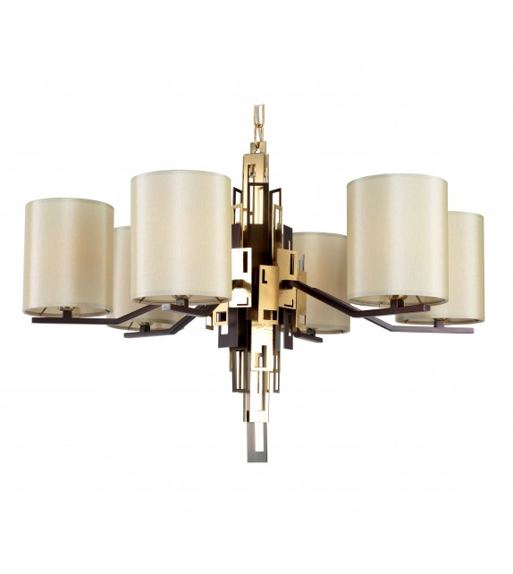 Glam – Chandelier by Officina Luce