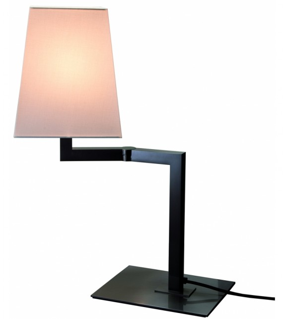 Quadra Desk - Table Lamp by Contardi